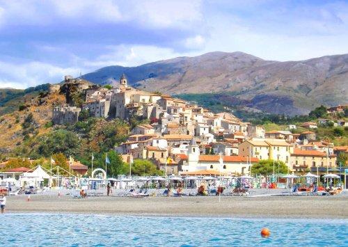 Casa histórica em Scalea