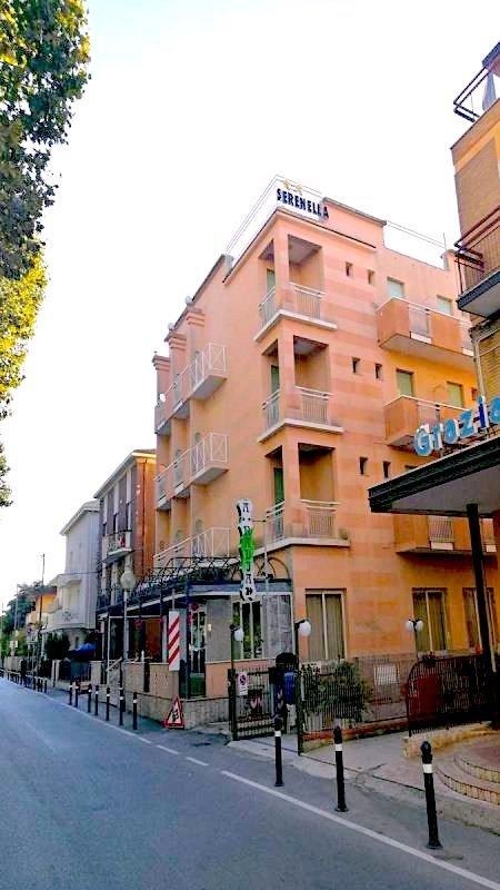 Отель в Римини