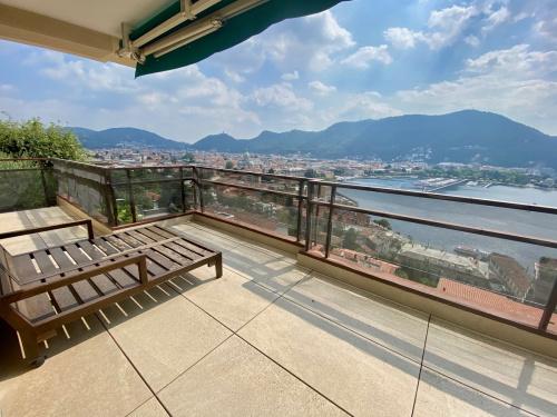 Fristående lägenhet i Como