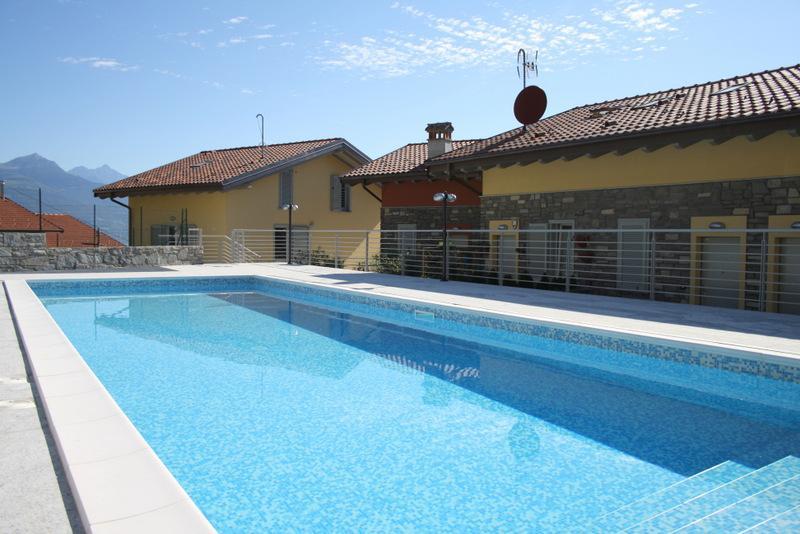Wohnung in Pianello del Lario