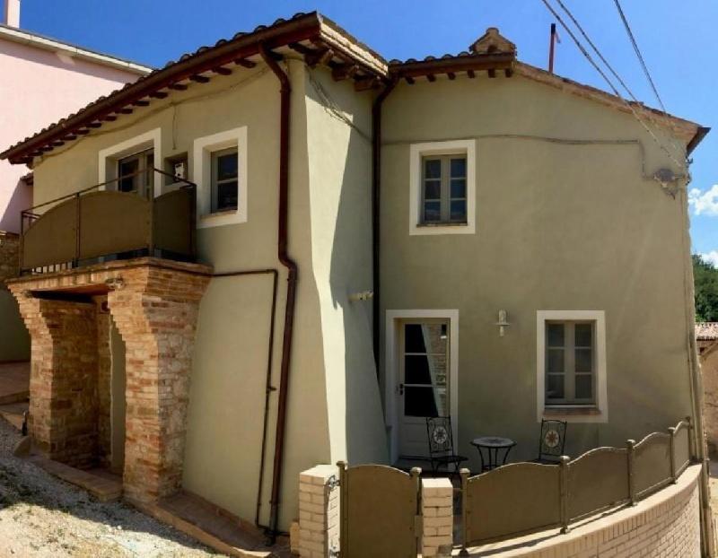 Historisches Haus in San Ginesio
