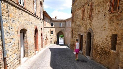 Herenhuis in Penna San Giovanni