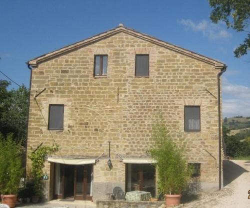 Casa di campagna a Penna San Giovanni