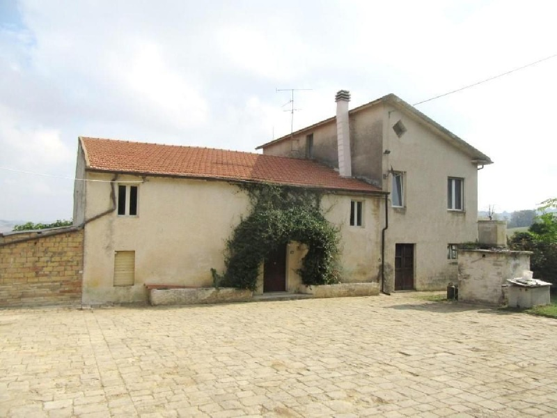 Landhaus in Servigliano