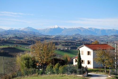 Landhaus in Monte Giberto