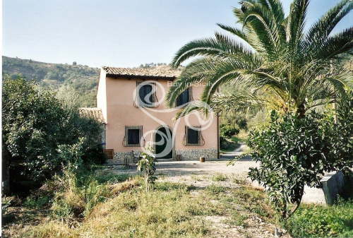 Historisches Haus in Castiglione di Sicilia