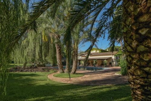 Villa a Monterosi
