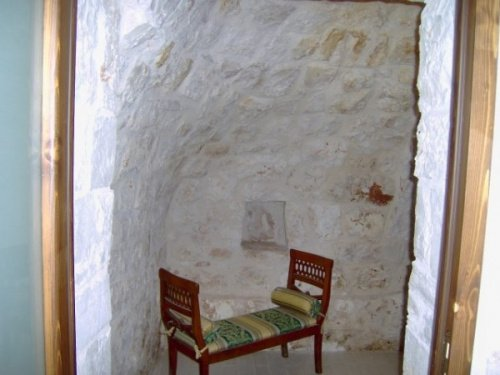 Trullo (Rundhaus) in Castellana Grotte