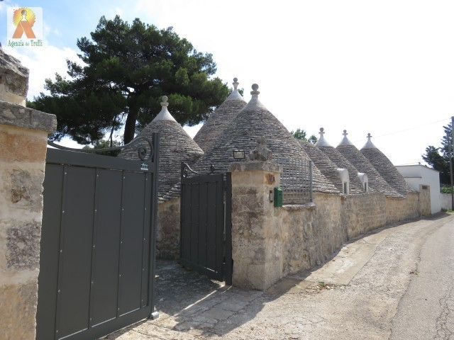 Trullo (Rundhaus) in Alberobello