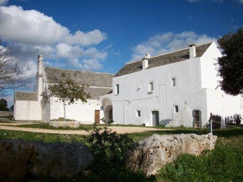 Historisches Haus in Noci