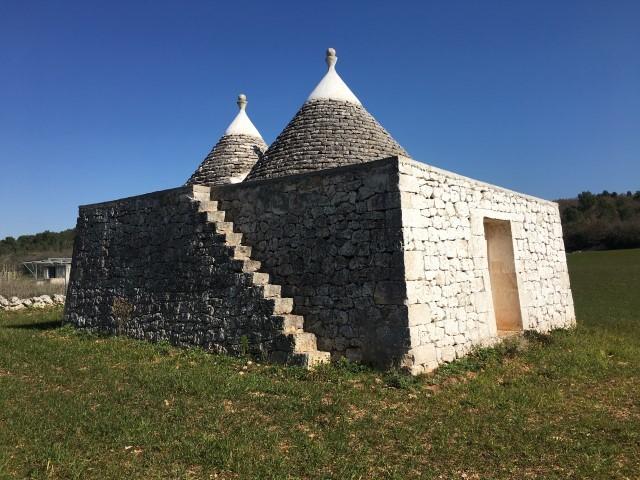 Trullo (Rundhaus) in Ceglie Messapica