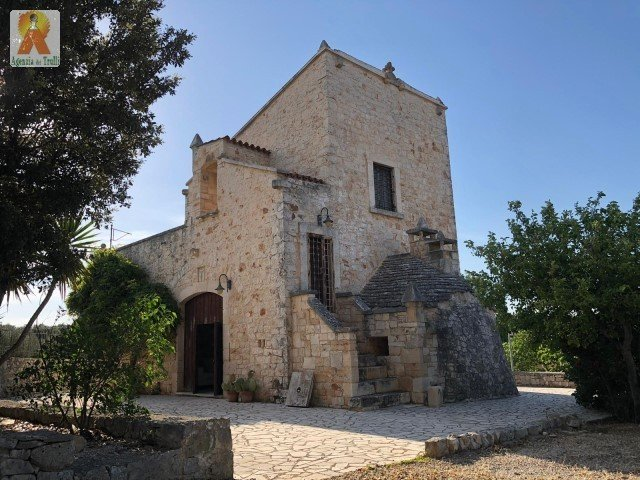 Turm in Castellana Grotte