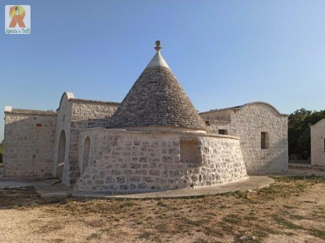 Trullo (Rundhaus) in Cisternino
