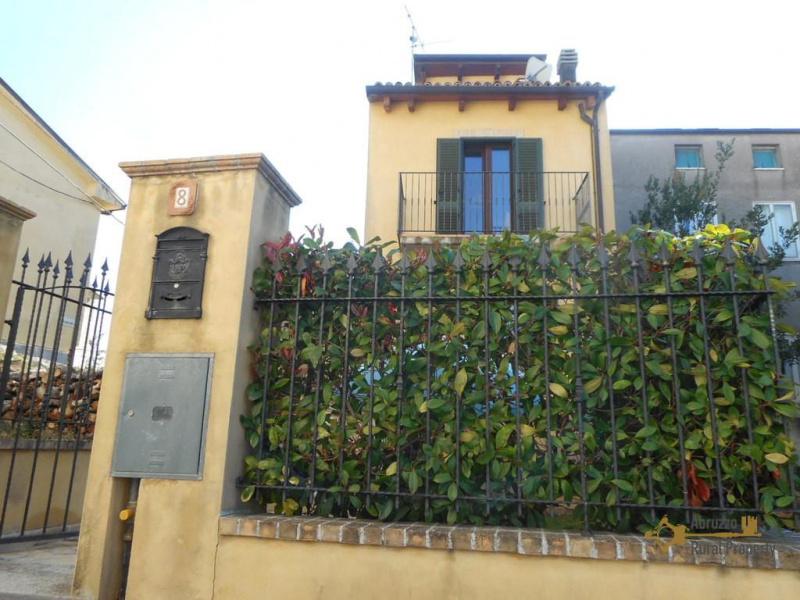 Haus in Tufillo