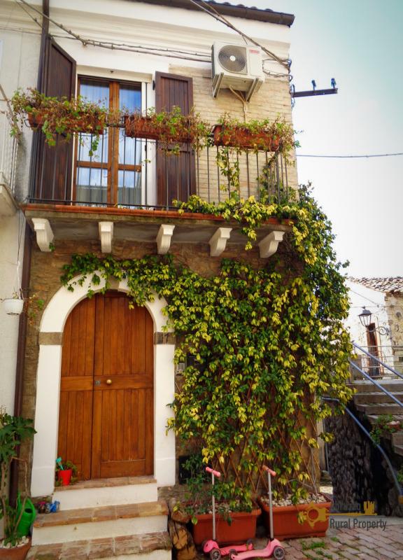 Haus in Pietraferrazzana