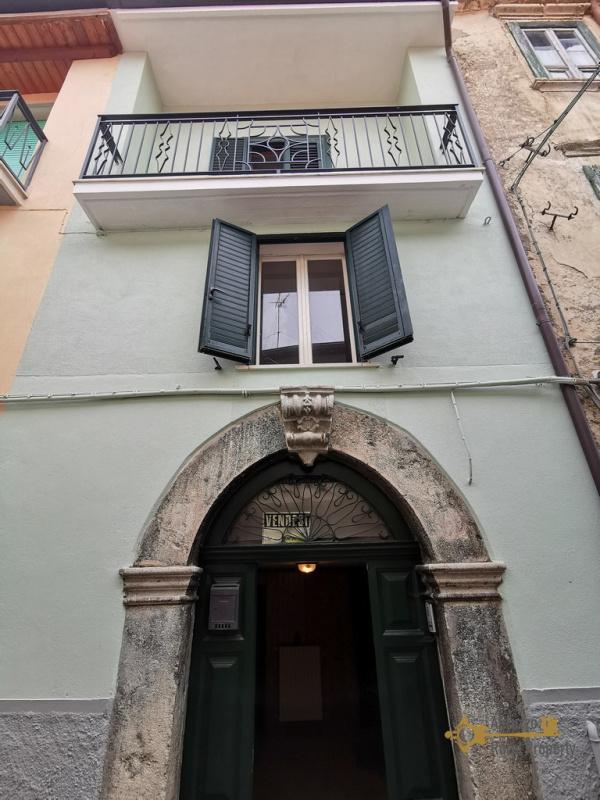 Haus in Agnone