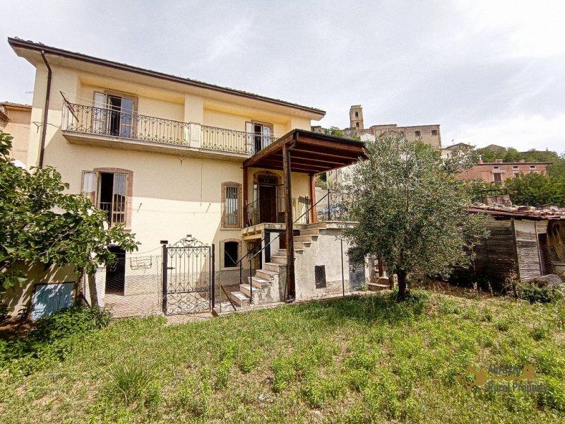 Einfamilienhaus in Carunchio