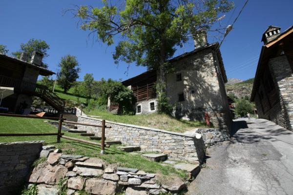 Casa independiente en Cogne