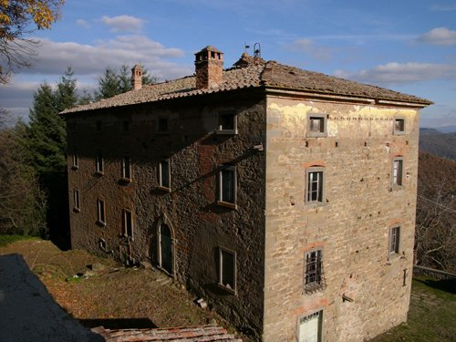 Palazzo a Cortona
