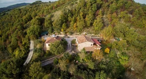 Agriturismo in Montone