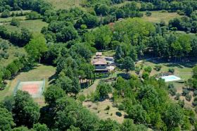 Country house in Lisciano Niccone