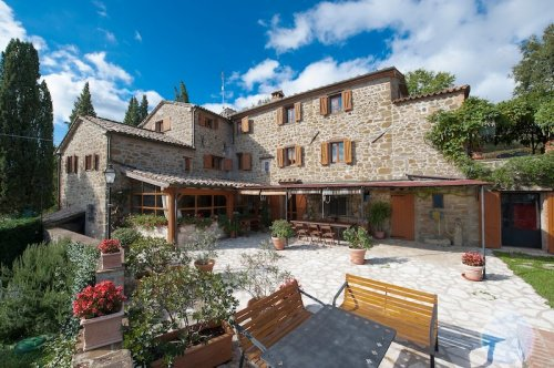 Hus på landet i Città di Castello