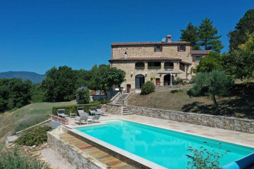 Country house in Sansepolcro