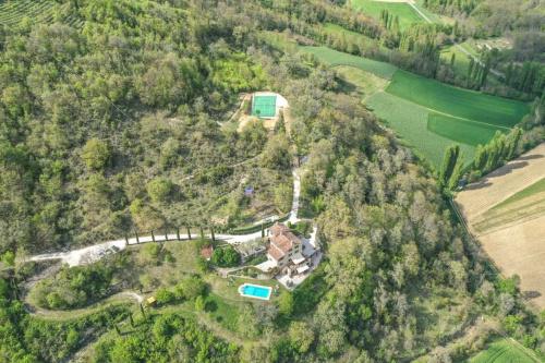 Casa di campagna a Pietralunga
