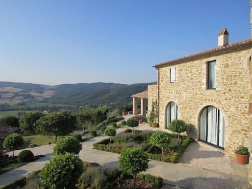 Casa di campagna a Lisciano Niccone