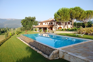 Villa à Pérouse
