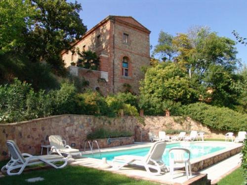 Casa histórica en Sinalunga