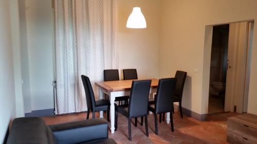 Fristående lägenhet i Peccioli
