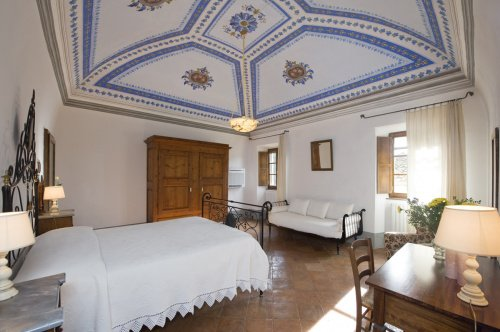 Historiskt hus i Volterra