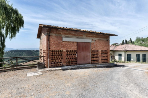 Hus på landet i Palaia