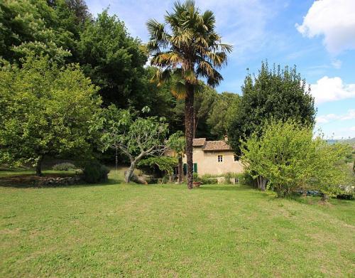 Hus på landet i Volterra
