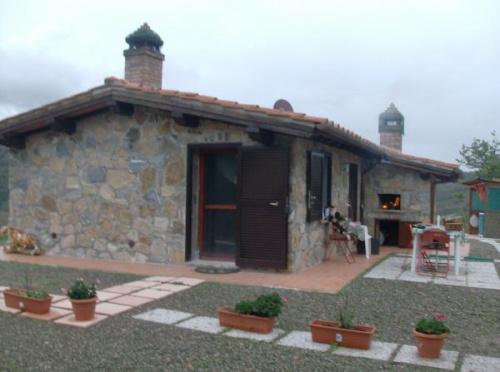 Casa a Roccalbegna
