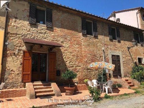 Doppelhaushälfte in Peccioli