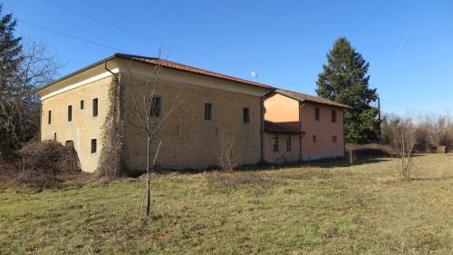 Klein huisje op het platteland in Villafranca in Lunigiana