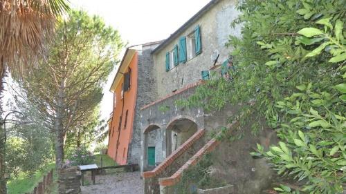 Bauernhaus in Podenzana