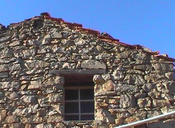 Steinhaus in Ceriana
