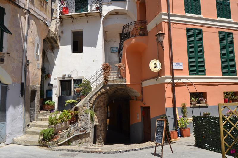 Historisches Appartement in Ceriana