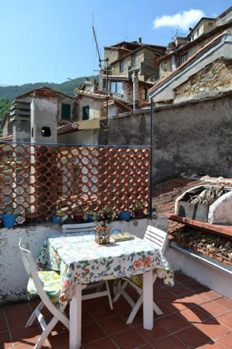 Appartamento storico a Ceriana