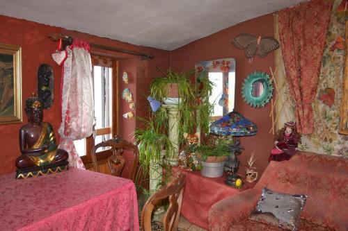 Apartamento histórico en Bajardo