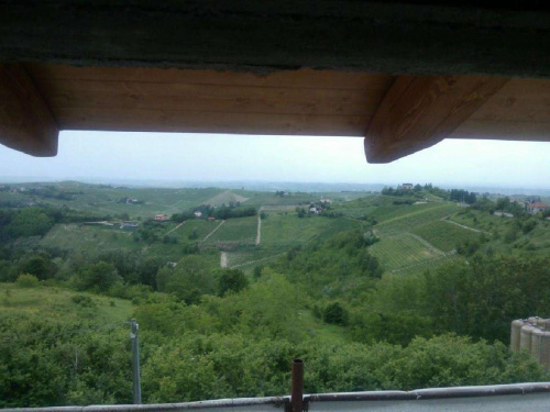 Villa i Castel Rocchero