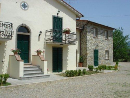 Self-contained apartment in Cortona