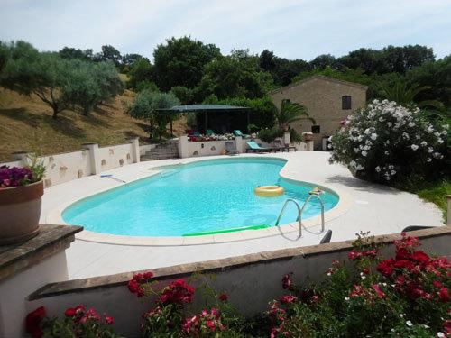 Villa in Fossombrone