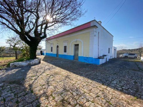 Bauernhaus in Cisternino