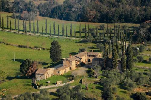 Bauernhaus in Siena