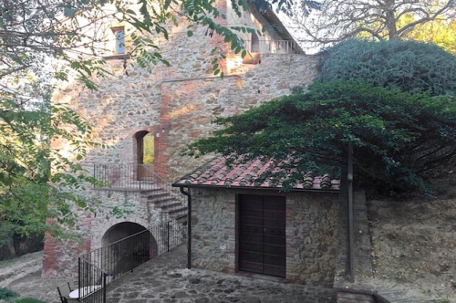 Bauernhaus in Montepulciano