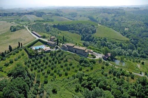 Explotación agrícola en Florencia